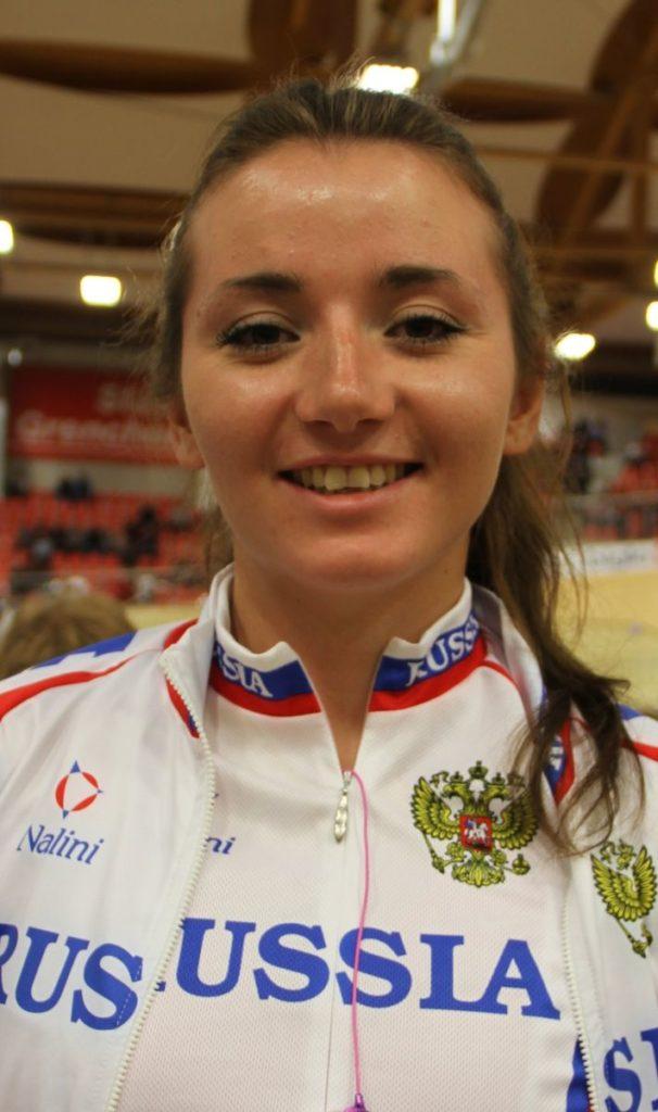 Aleksandra Goncharova (fonte comunicato stampa)
