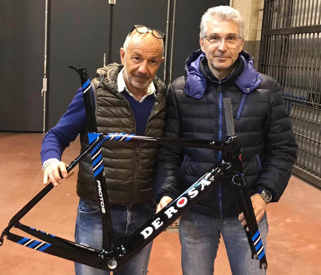 BePink: Cristiano De Rosa e Walter Zini