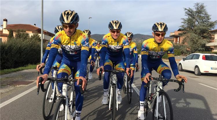Mastromarco Sensi Nibali 2019 (FONTE COMUNICATO STAMPA)