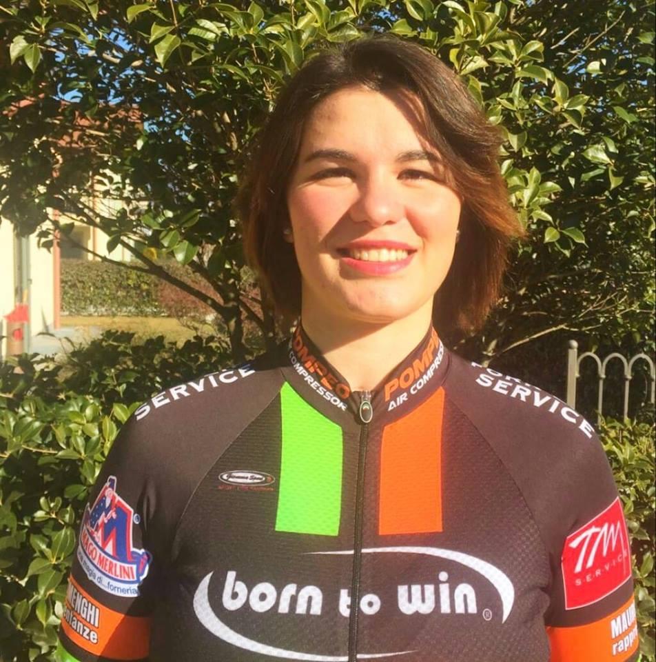 Claudia Cretti torna a correre(fonte pagina Facebook)