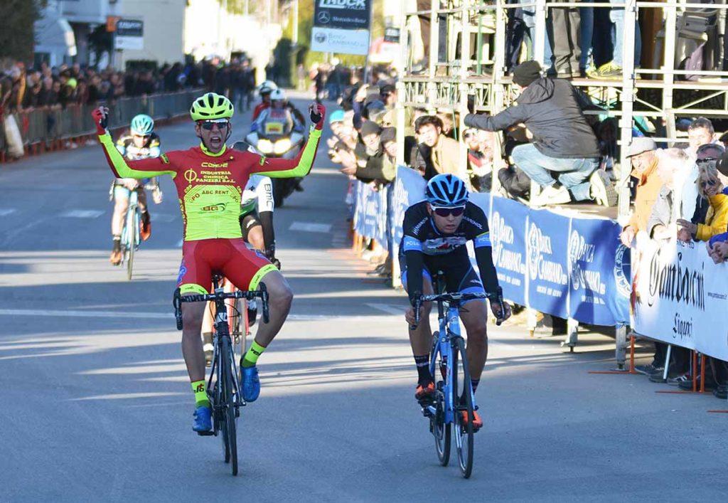 Doppio podio per il Team Colpack: Firenze-Empoli (Fonte comunicato stampa)