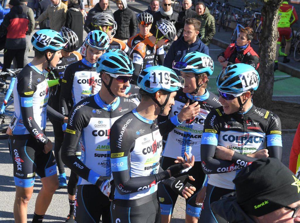 Team Colpack (Fonte comunicato stampa)