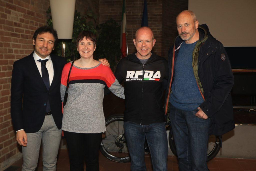 VO2 Team Pink - Dawes e Guidetti