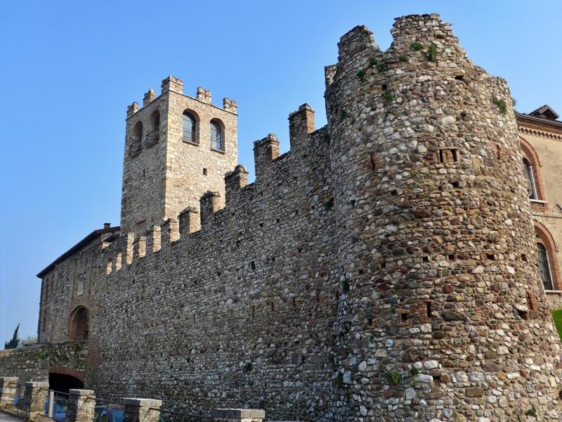 Castello di Desenzano ospita la presentazione (fonte comunicato stampa)