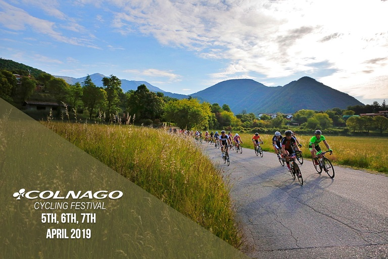 Colnago Cycling Festival 2019