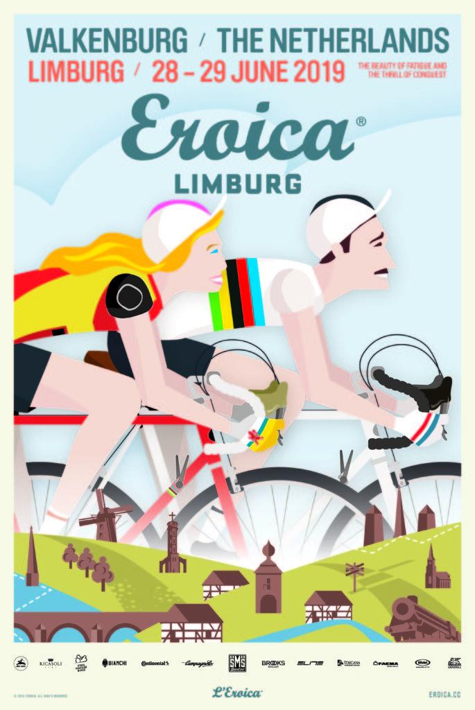 Eroica Limburg: il poster (fonte comunicato stampa)