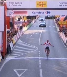 Giro della Catalogna 2019 vince De Gendt