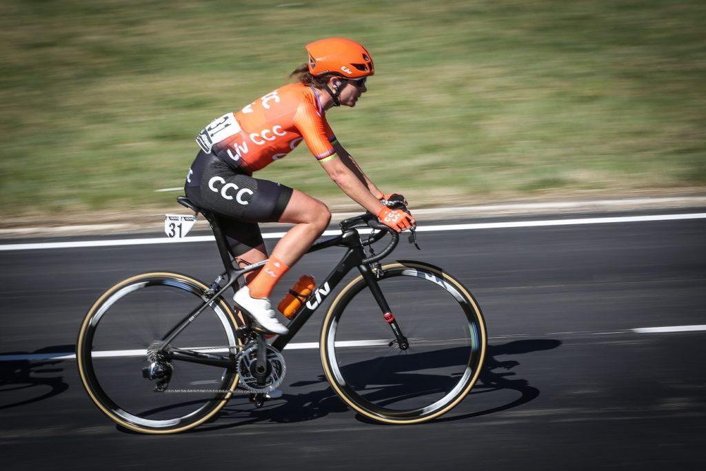 Trofeo Binda: Marianne Vos (fonte comunicato stampa)