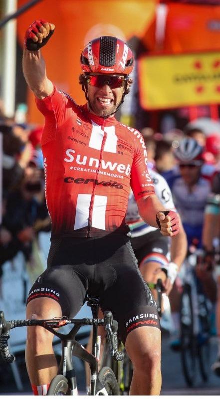 Matthews vince la seconda tappa della Volta a Catalunya
