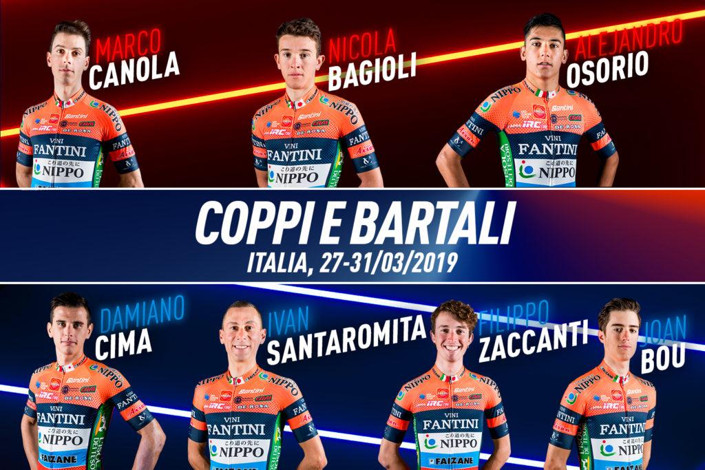 Nippo alla Coppi & Bartali
