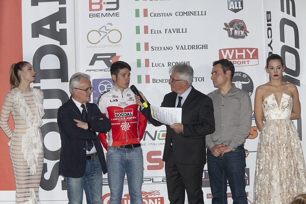 Presentazione ufficiale di SOUDAL-LEE COUGAN Racing Team (COMUNICATO STAMPA)