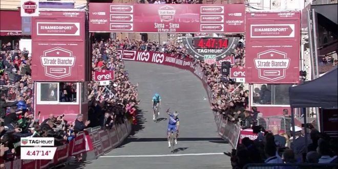 Strade Bianche 2019, Julian Alaphilippe