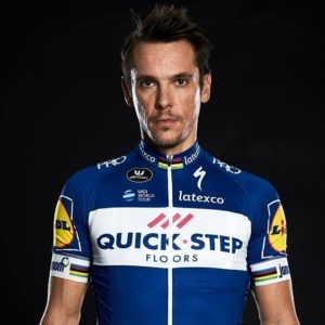 Philippe Gilbert (fonte pagina Facebook)