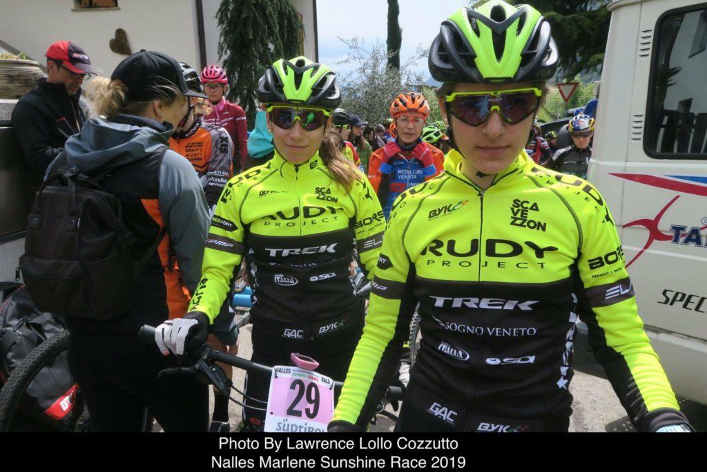 Nalles Team Rudy (fonte comunicato stampa)