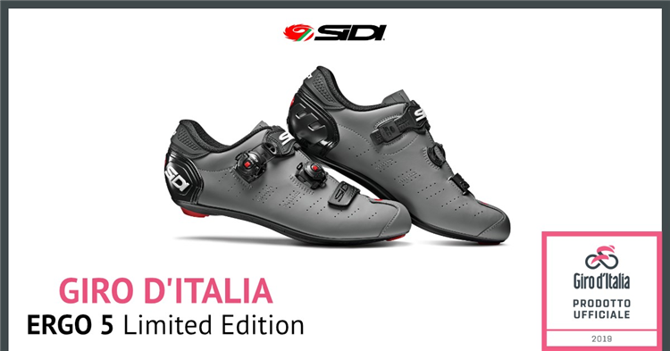 Sidi Ergo 5 Limited Edition GIro 2019