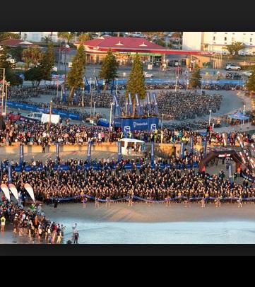 Tragedia alla ironman Nelson Mandela Bay