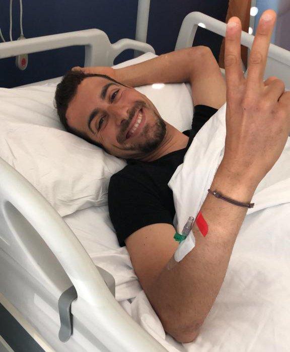 Aru in ospedale