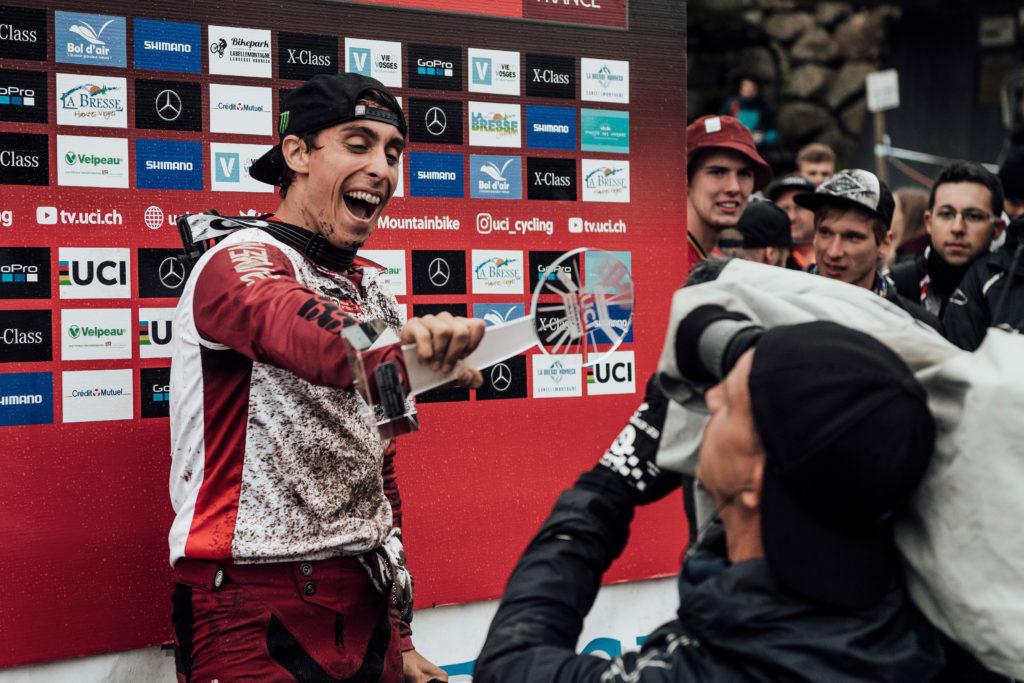 Coppa del Mondo MTB: Amaury Pierron