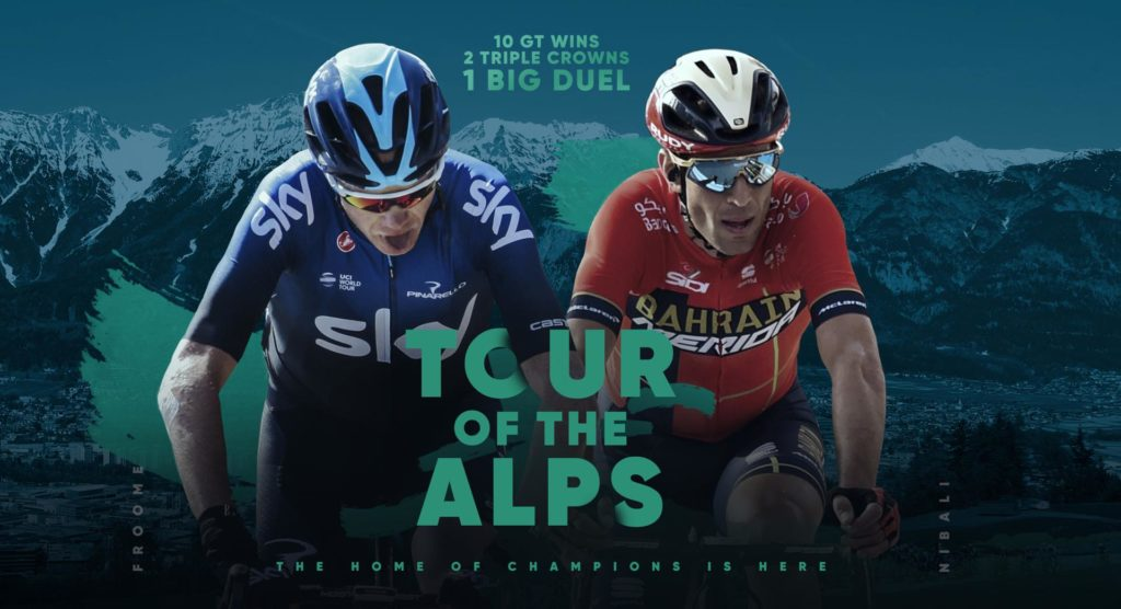 Tour of the Alper: Froome VS Nibali