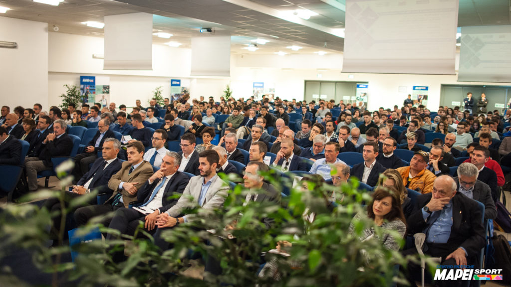 Partecipazione record al Convegno Mapei