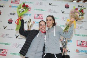 VO2 Team: Eleonora Camilla Gasparrini, seconda Sofia Collinelli (fonte comunicato stampa)