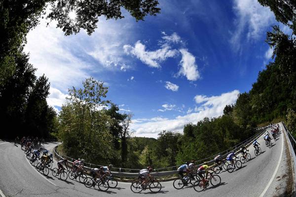 Come seguire il Giro d'Italia