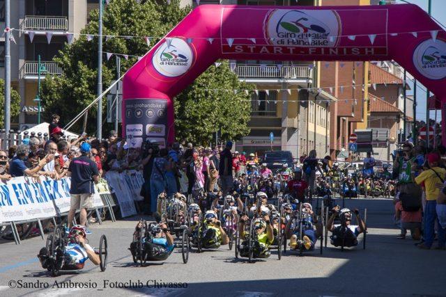 Giro Handbike 2019