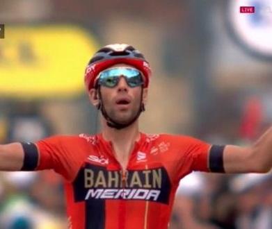 Vittoria di Nibali