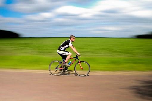 Come aumentare i chilometri in bici