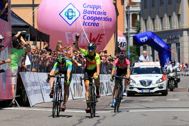 Letizia Borghesi vince a Carate Brianza