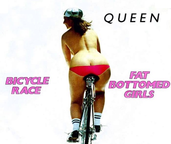 Bicycle Rase - The Queen