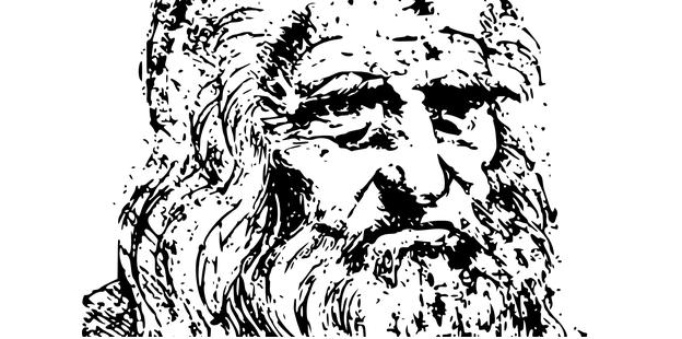 Leonardo da Vinci (fonte pixabay)