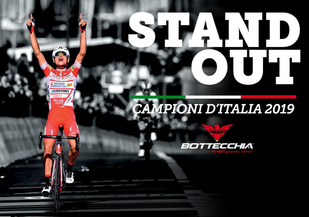 Androni campione d'Italia 2019