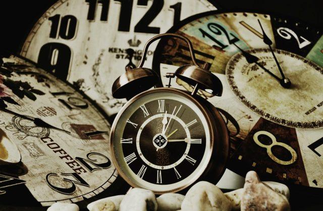 Cronometro (fonte Pixabay)