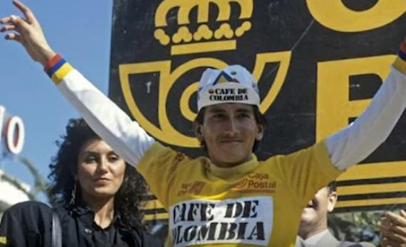 Lucho Herrera in amarillo