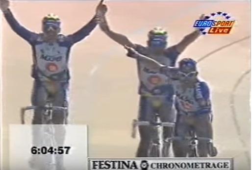 Parigi-Roubaix 1996