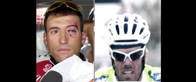 Vuelta 2000: Mario Cipollini VS Francisco Cerezo