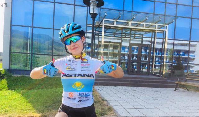 La campionessa kazaka Svetlana Pachshenko