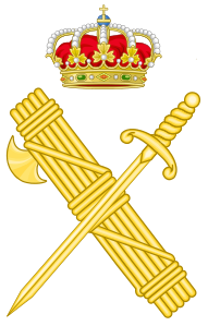 Guardia Civil Spagnola, il logo