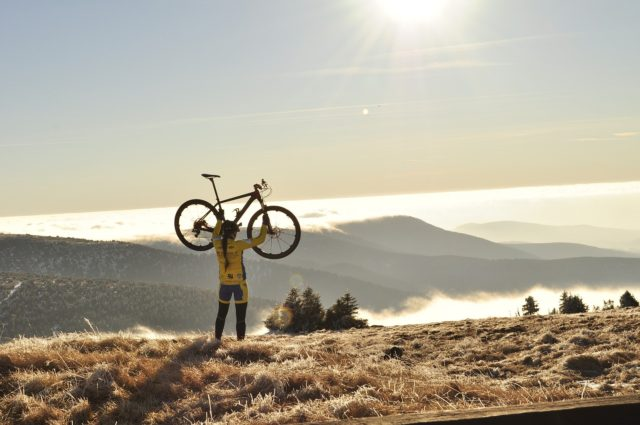 Ciclismo come migliorare in salita