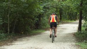 Pista ciclabile del Parco delle Groane