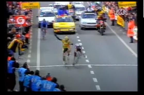 Gianni Bugno Giro delle Fiandre 1994