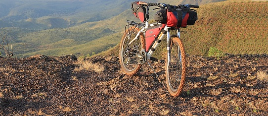 Bikepacking (fonte pixabay northpack)