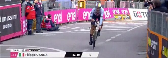 Filippo Ganna al Giro 2020
