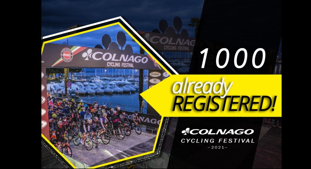 Colnago Cycling Festival 2021