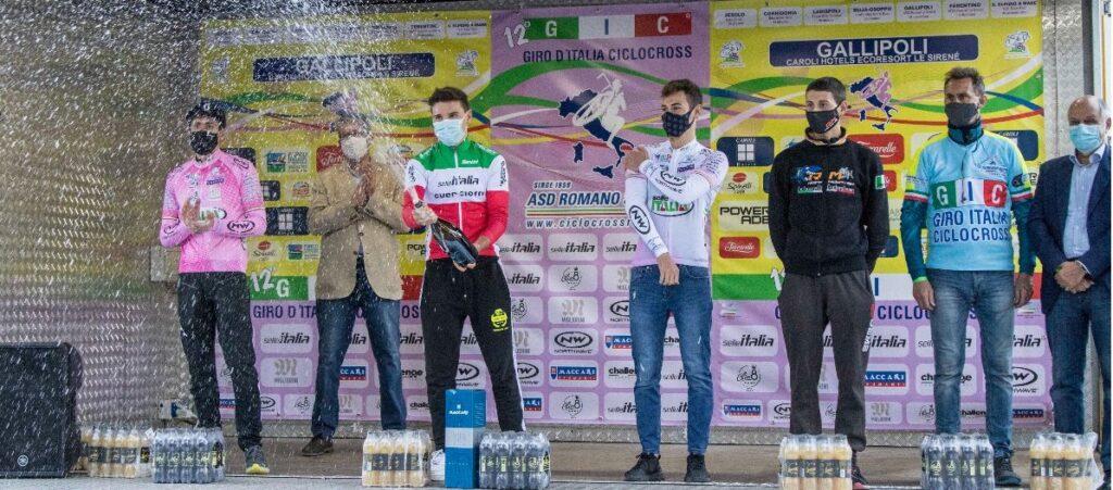 Giro d'Italia Ciclocross a Gallipoli