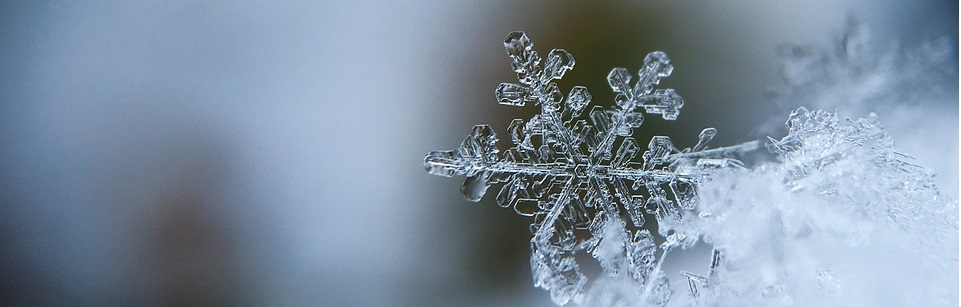 Pedalare d'inverno (pixabay - freephotos)