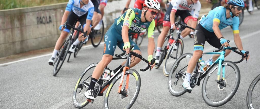 07-10-2020 Giro D'italia; Tappa 05 Mileto - Camigliatello Silano; 2020, Vini Zabu Ktm; Vibo Valentia;