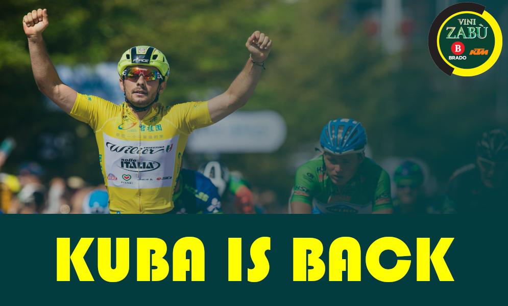 Kuba is Back