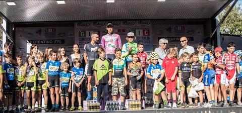 Giro d'Italia - Il Podio dell'edizione 2019